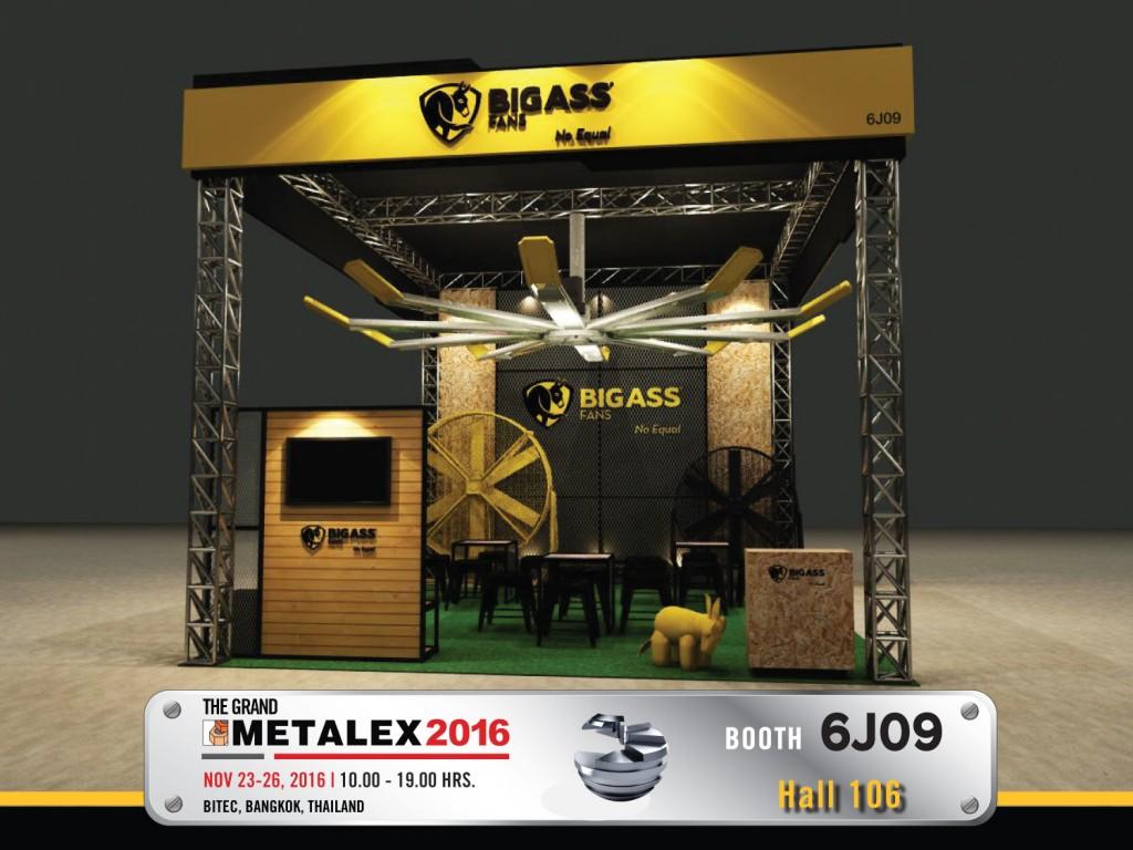 AD Big Ass Fans_Thailand_Metalex2016